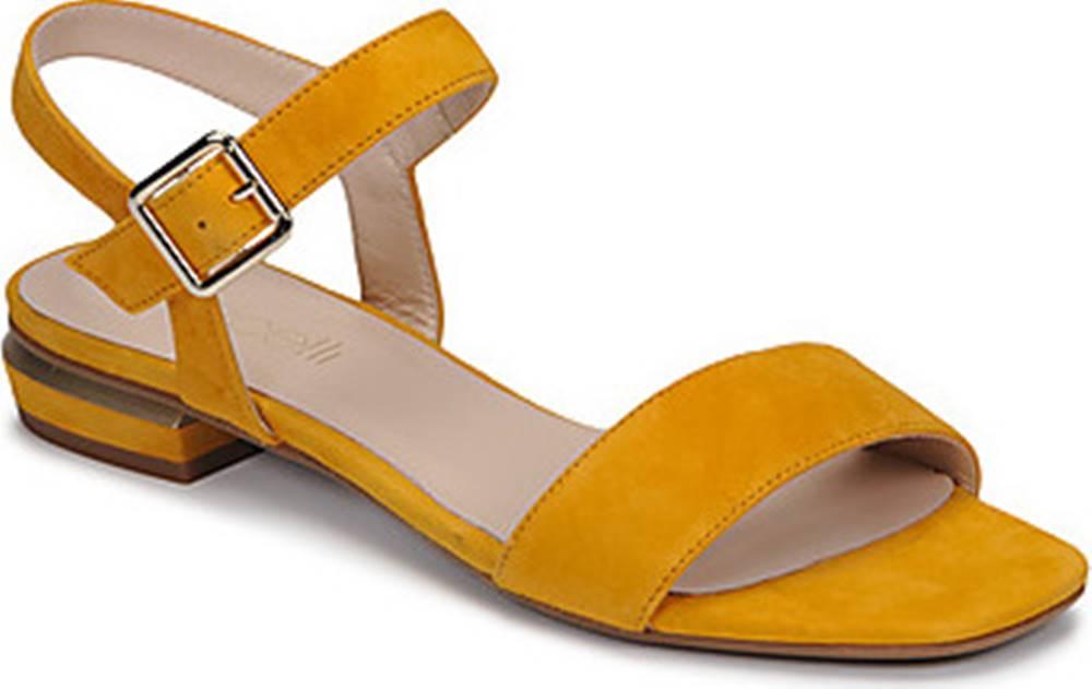 Fericelli Fericelli Sandály MADDY Žlutá