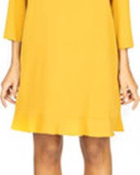Zlaté šaty Le Coeur