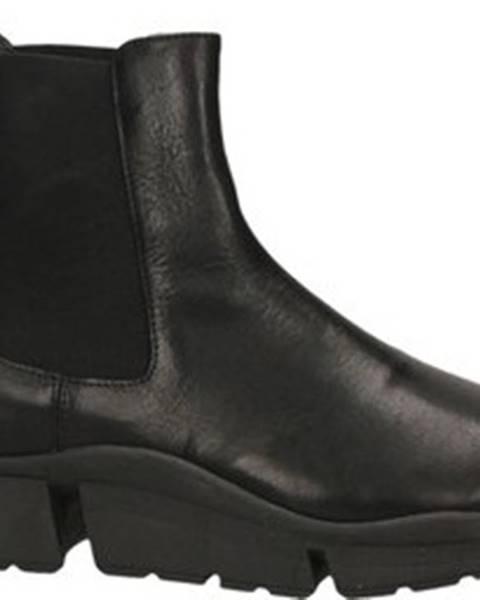 Černé boty Lemaré