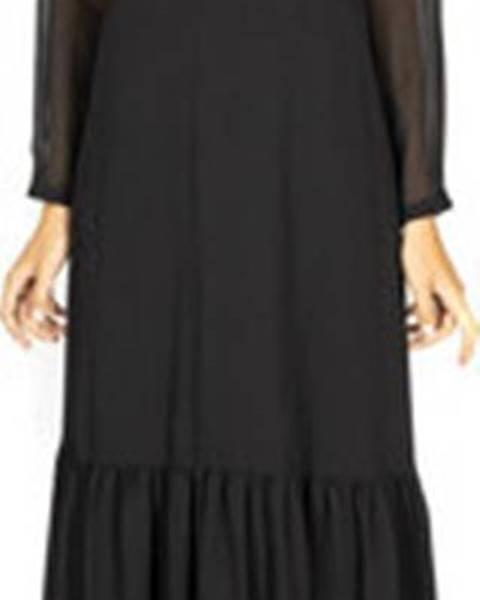 Černé šaty Twin Set