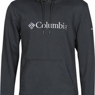 Columbia Mikiny CSC BASIC LOGO HOODIE Černá