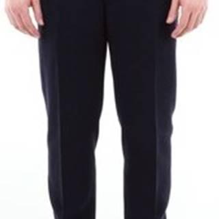 Daniele Alessandrini Oblekové kalhoty P3807S22523905 Modrá
