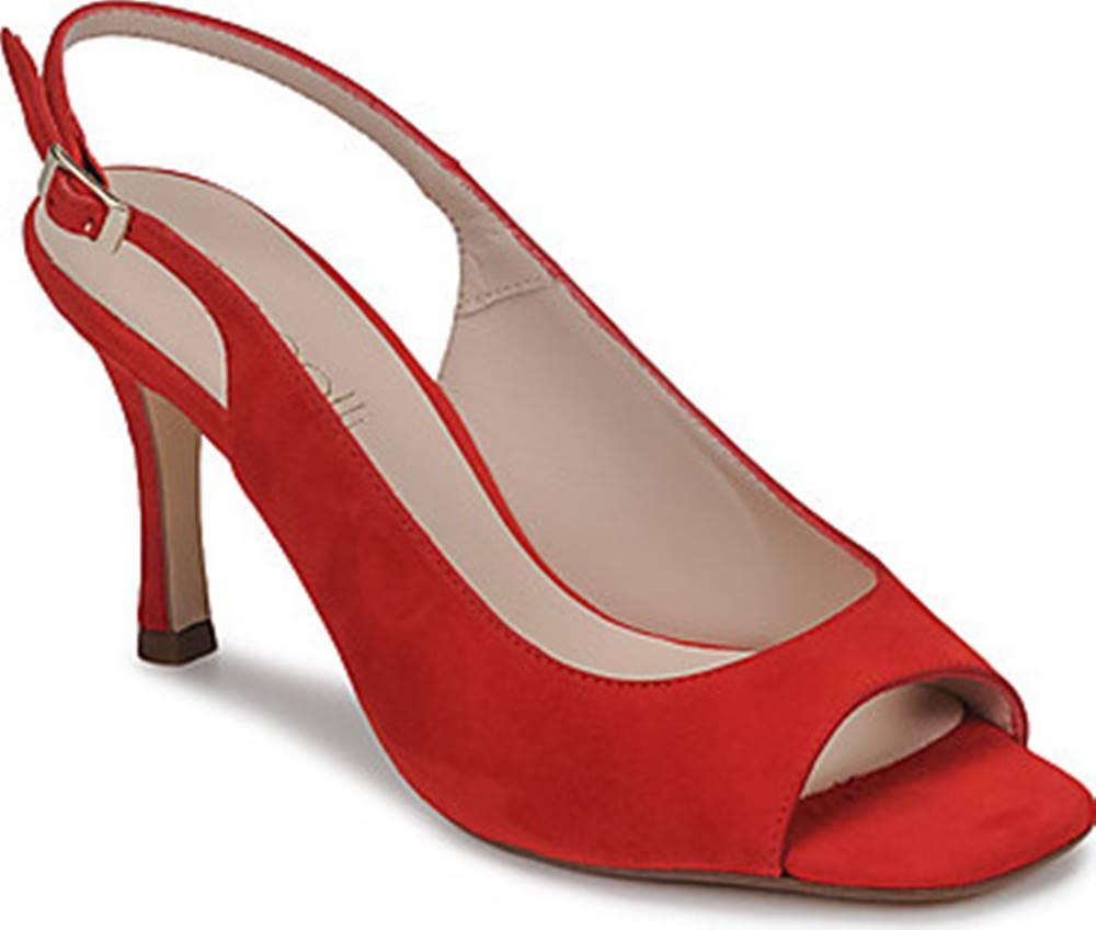Fericelli Fericelli Sandály MOHA Červená