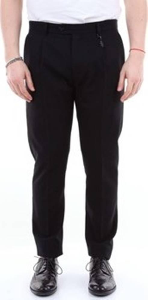 Manuel Ritz Manuel Ritz Oblekové kalhoty 2732P1648193621 Černá