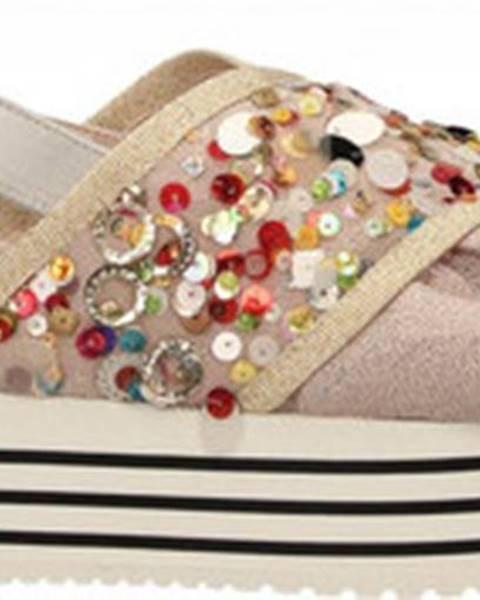 Béžové sandály L4k3