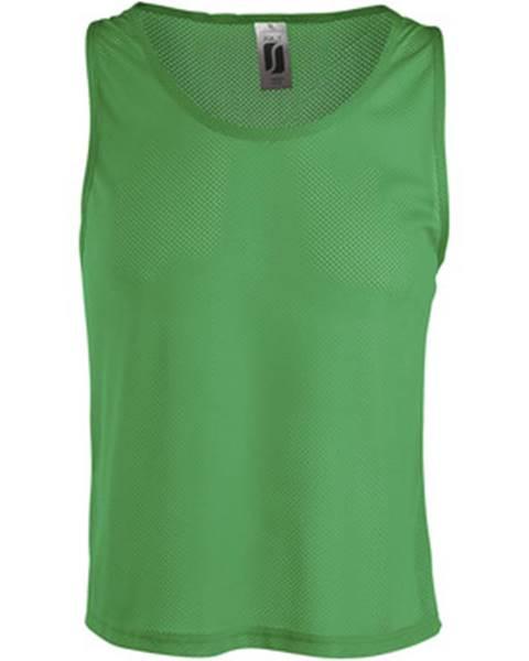 Zelený top Sols