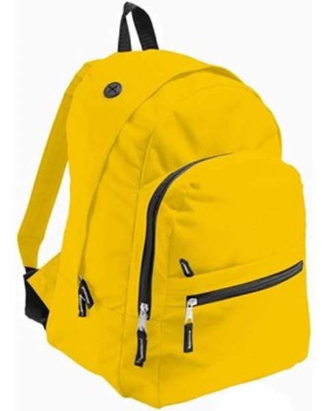 Žlutý batoh Sols
