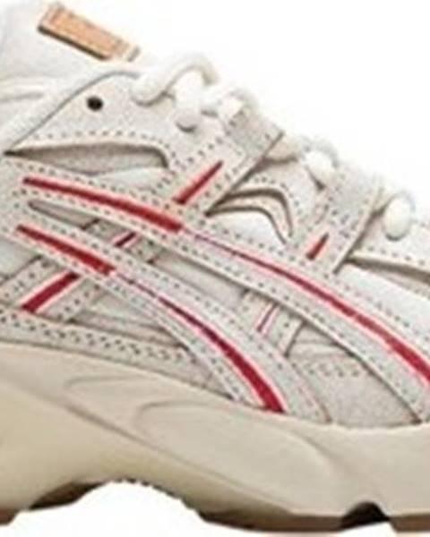 Béžové tenisky Asics