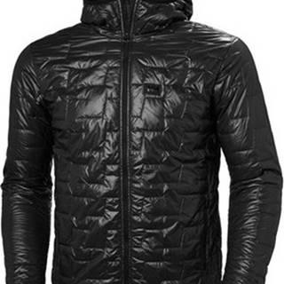 Helly Hansen Bundy Lifaloft Hooded Insulator Jacket Černá