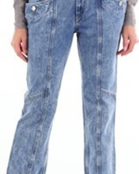 Modré kalhoty Gil Santucci