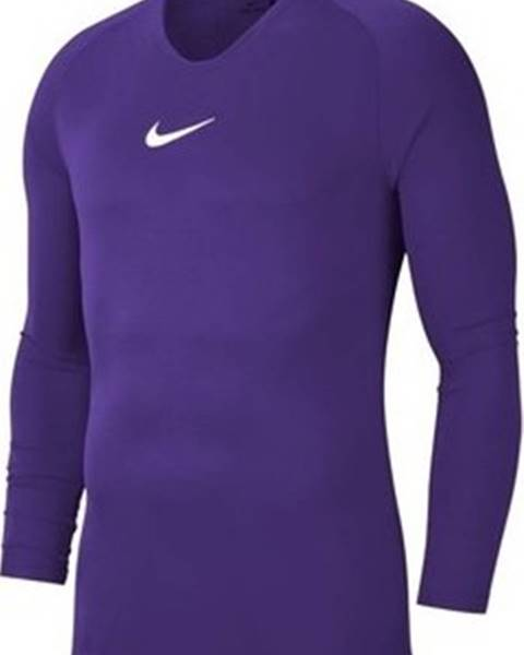 Fialové tričko nike