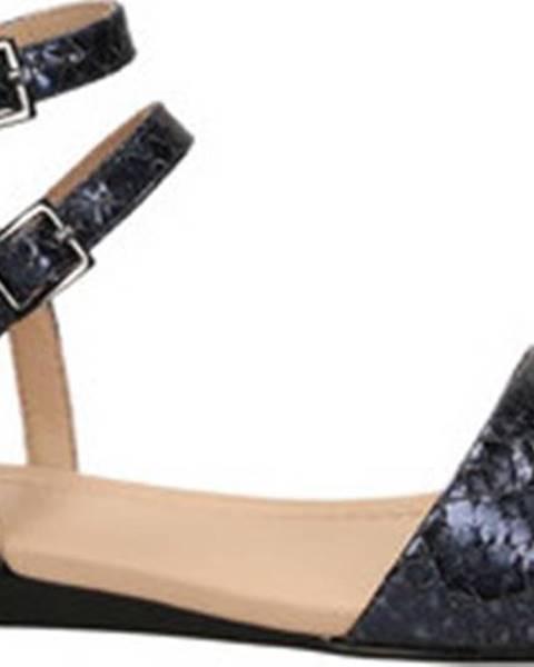 Modré sandály What For