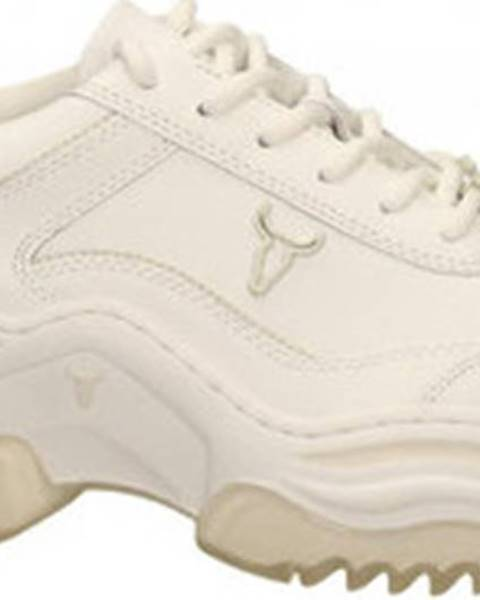 Bílé tenisky Windsor Smith