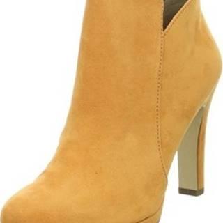 Tamaris Lodičky Ankle Boots ruznobarevne