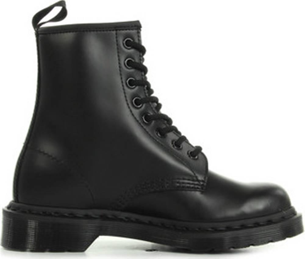 Dr Martens Dr Martens Kotníkové boty 1460 Mono Černá