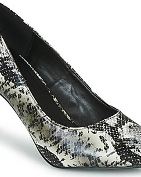 Bílé boty Moony Mood