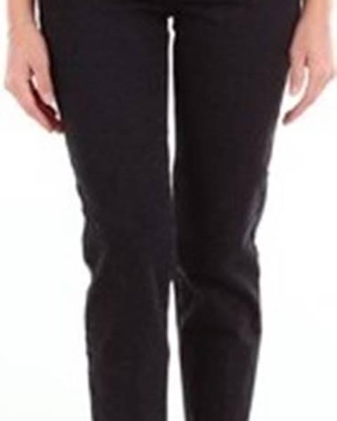 Černé kalhoty Stella Mc Cartney