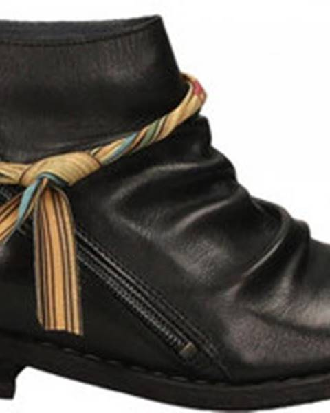Černé boty Felmini