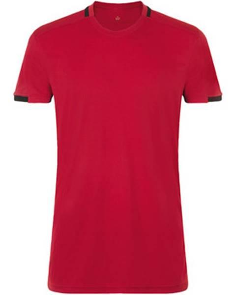 Červené tričko Sols