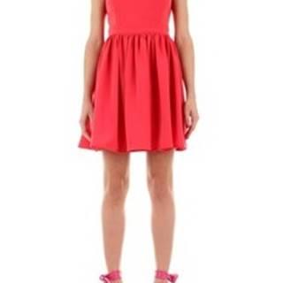 Feleppa Krátké šaty 103FLA068 Červená