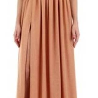 Feleppa Společenské šaty 103FLA043 Oranžová
