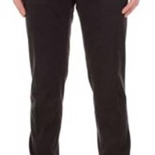 Mason's Kapsáčové kalhoty MILANO-CBE024 Černá