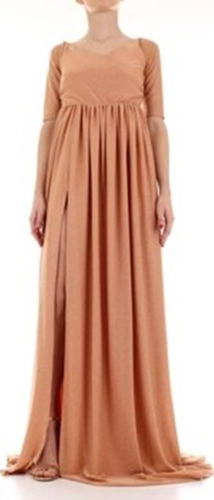 Feleppa Feleppa Společenské šaty 103FLA043 Oranžová