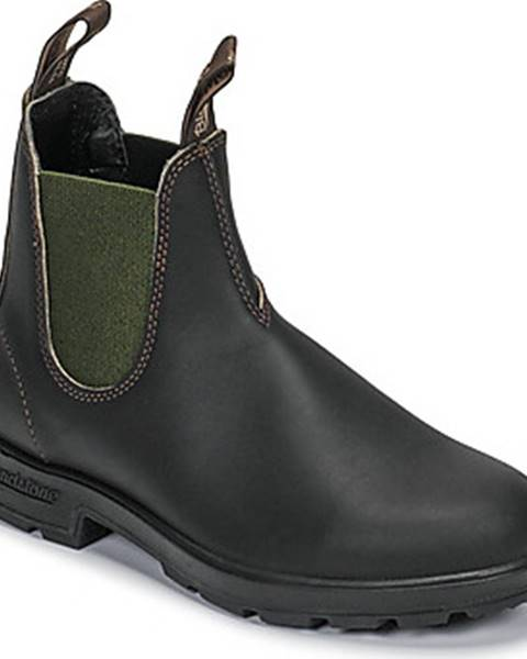 Hnědé boty Blundstone
