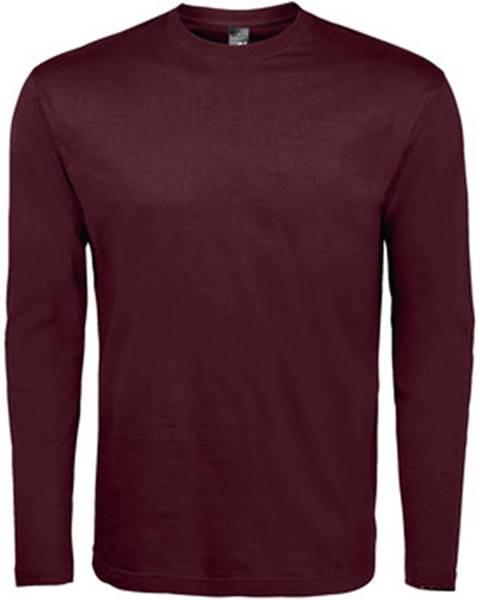 Fialové tričko Sols