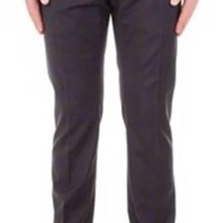 Calvin Klein Jeans Oblekové kalhoty K10K103282 Modrá
