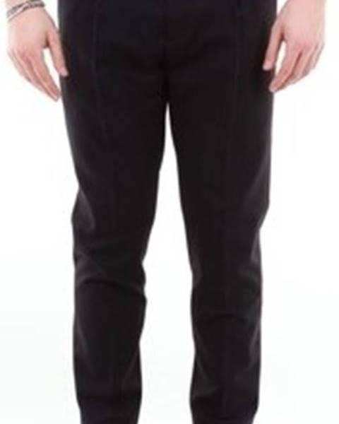 Černé kalhoty Manuel Ritz
