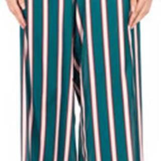 Il The' Delle 5 Ležérní kalhoty - Žlutá
