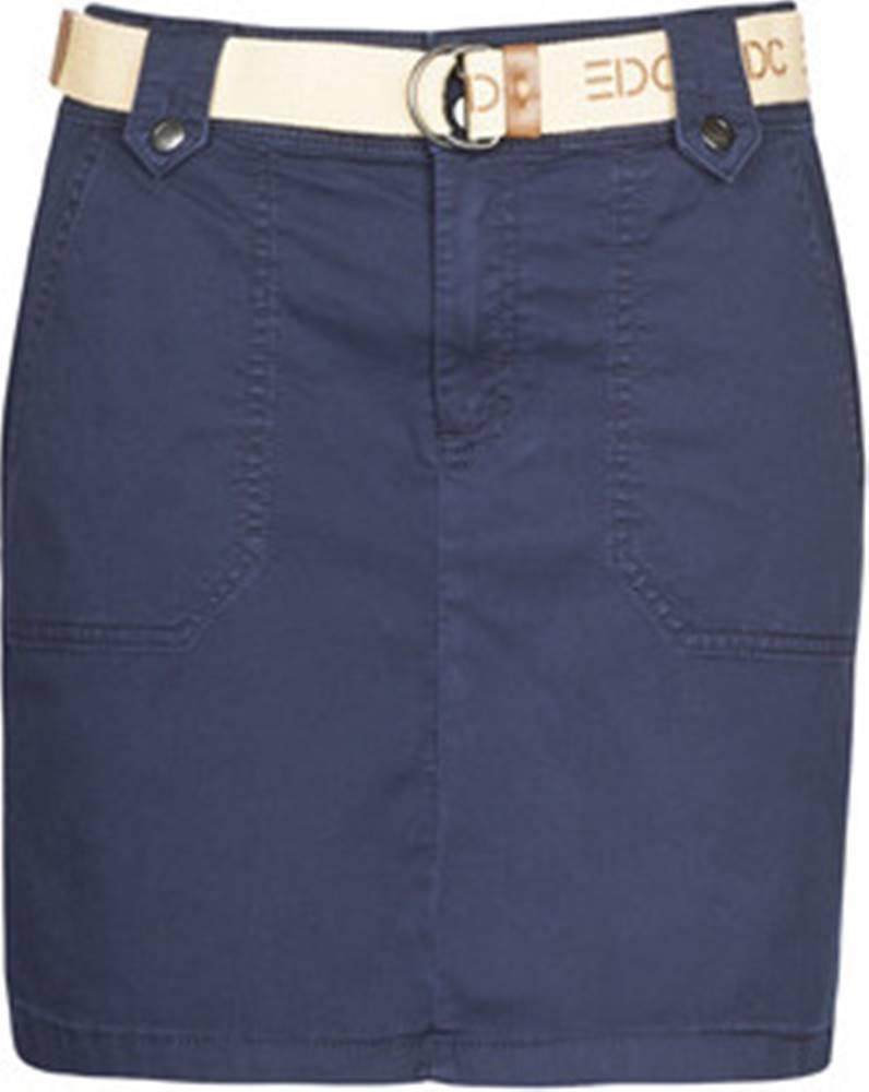 Esprit Esprit Krátké sukně SKIRT Modrá