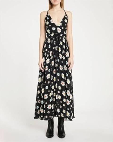 Černé šaty DENNY ROSE