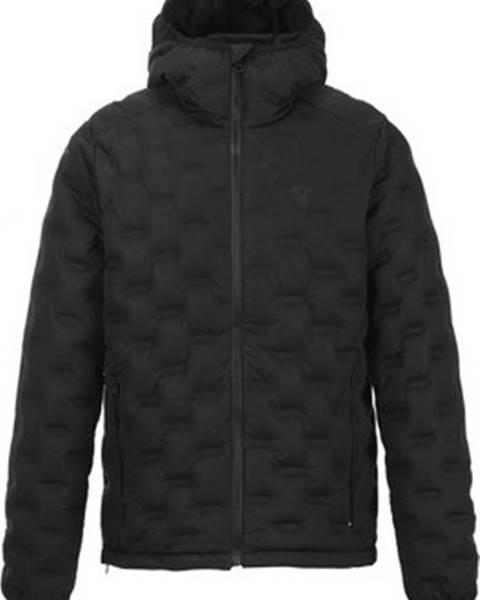 Černá bunda Tenson