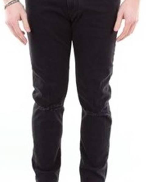 Černé kalhoty Represent