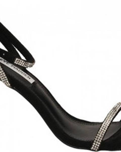 Černé sandály steve madden