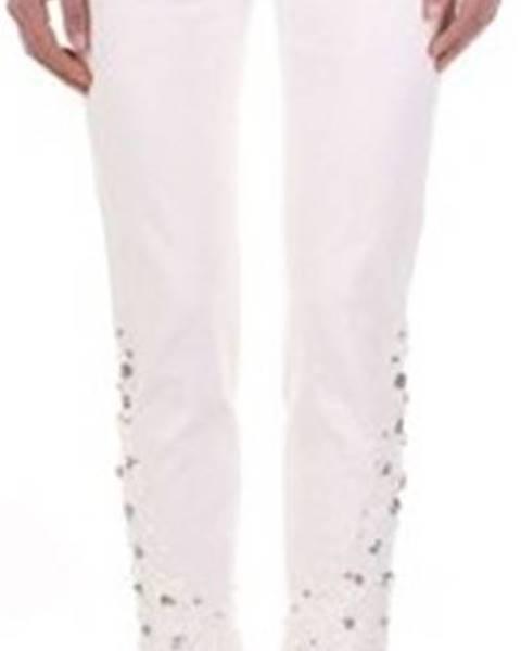 Bílé kalhoty YES ZEE