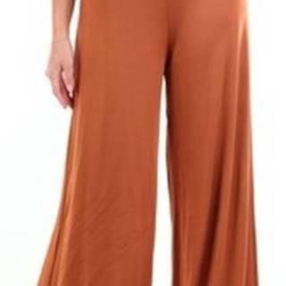 Le Piacentini Ležérní kalhoty 49511 Hnědá