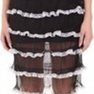 Revise Krátké šaty 56205108 Černá