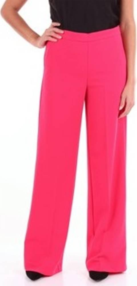 Maliparmi Maliparmi Ležérní kalhoty A9JH738550137 Fialová