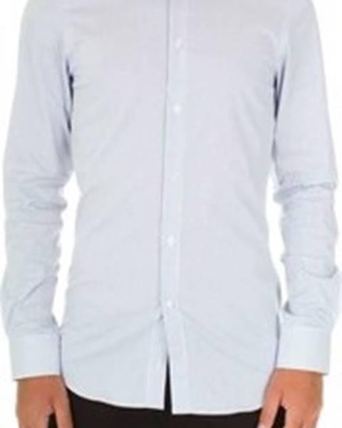 Modrá košile Guess