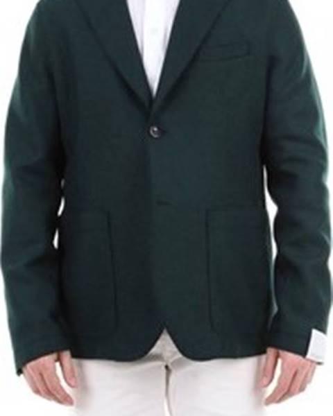 Zelená bunda Paolo Pecora