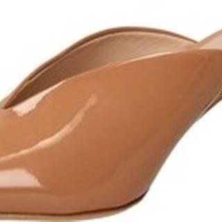 Schutz pantofle - Hnědá