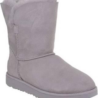 UGG Zimní boty W Classic Cuff Short
