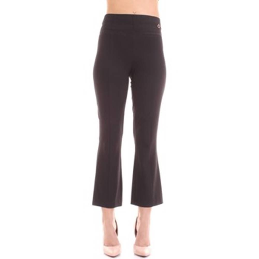 Relish Relish Oblekové kalhoty PHOEBE Černá