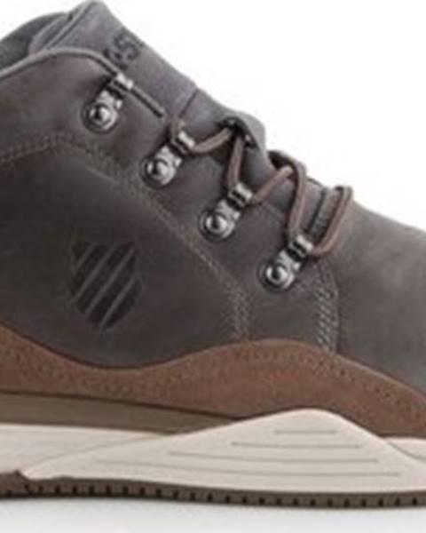 Hnědé boty K-SWISS
