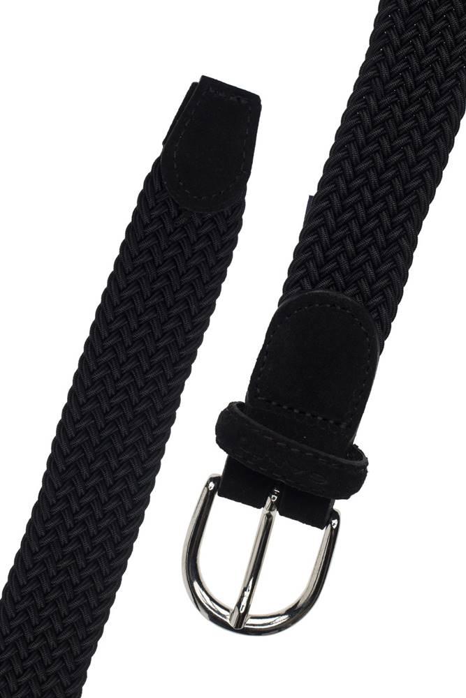 gant Opasek  O1. Elastic Braid Belt