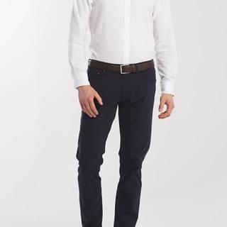 Džíny  D1. Tapered Satin Jeans