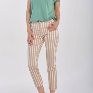 Džíny  D2. Slim Cropped Stripe Jeans
